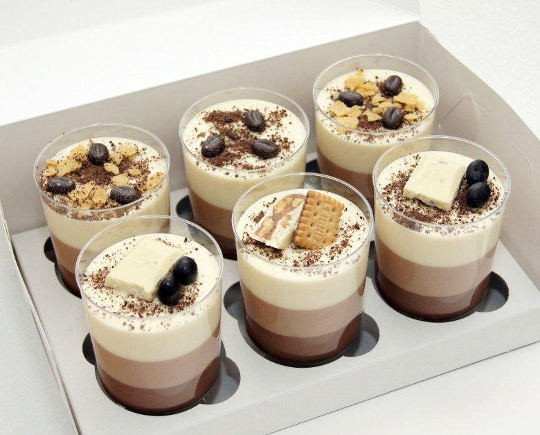 критерии муссовые десерты в стаканчиках рецепты с фото семейные фото
