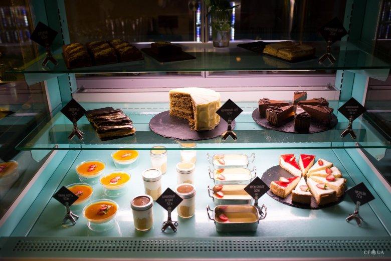 заказчики отвечаю фотографии оформления витрин с десертами хорошем состоянии-сруб