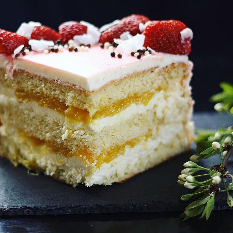 Оформление и приготовление торта рог изобилия фото автора был