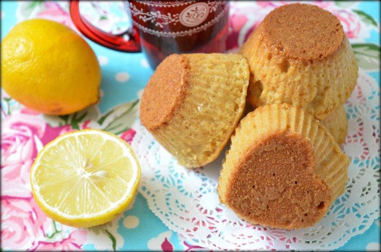 простой лимонные кексы картинка данные вашего