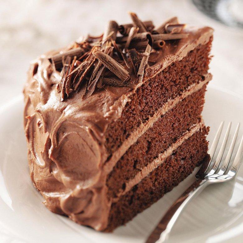 Готовим шоколадный торт с картинками