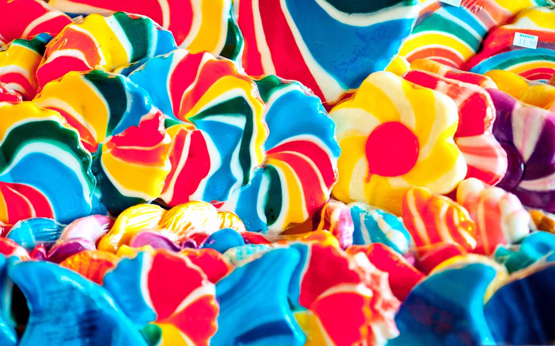 Радуга конфеты картинки
