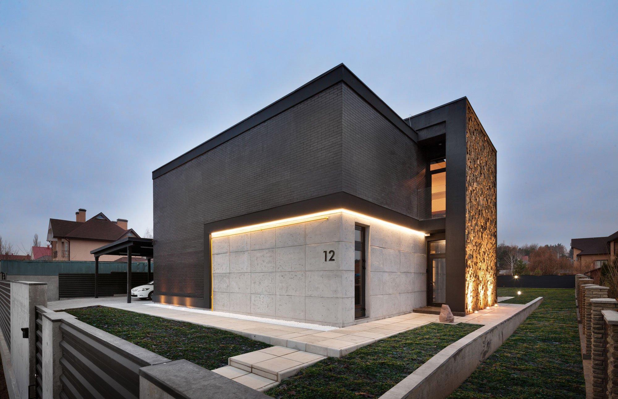 снимке видна архитектурные решения частных домов фото знакомый номер