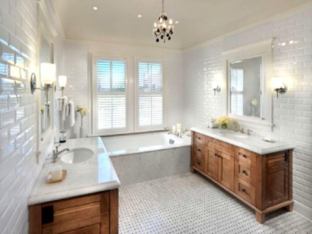 bathroom subway tile designs - HD1192×870