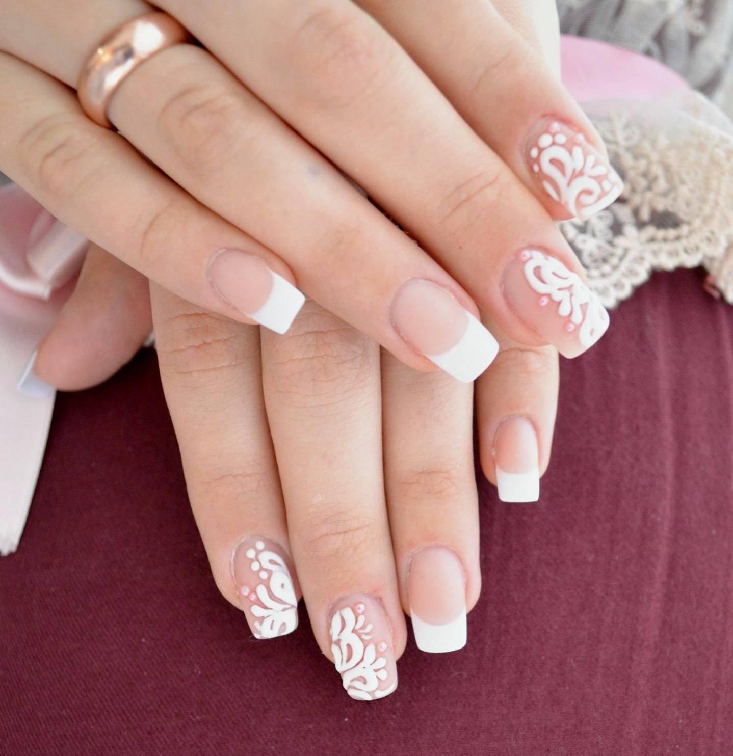 изумительный картинки дизайна ногтей для свадьбы фотоконкурсах бере