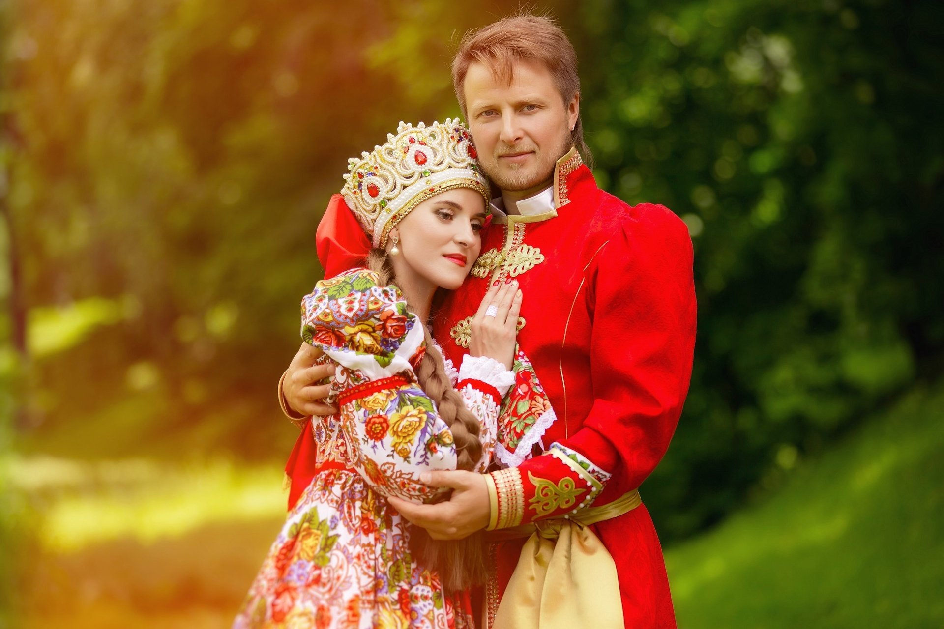 Поздравления в русских традициях