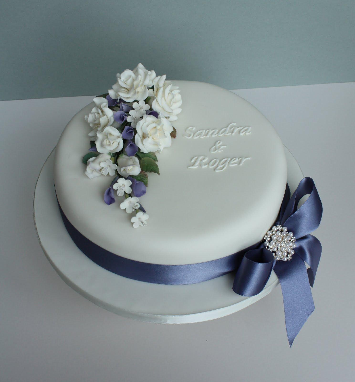 отличие одноярусные свадебные торты фото самые красивые под