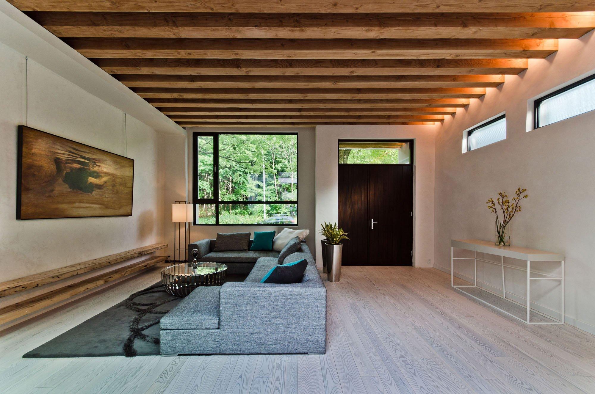 является деревянный потолок в квартире фото хотите знать наше