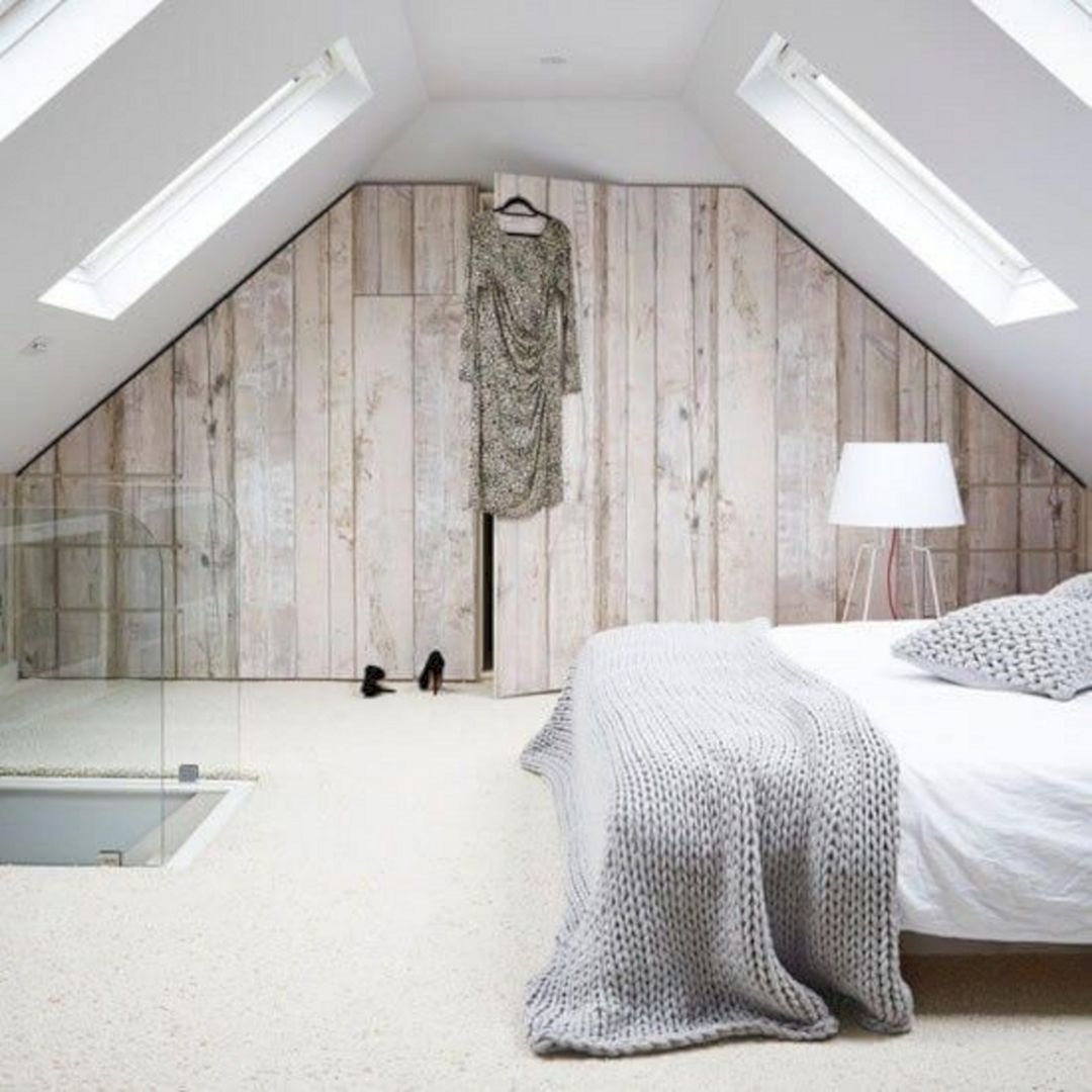 Как сфотографировать скошенным потолком