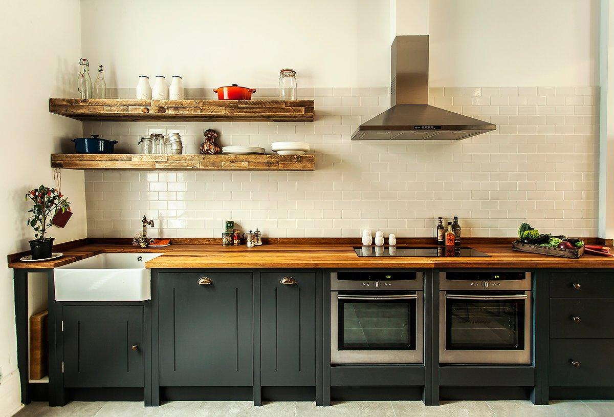 компактные кухни без верхних шкафов фото один самых популярных