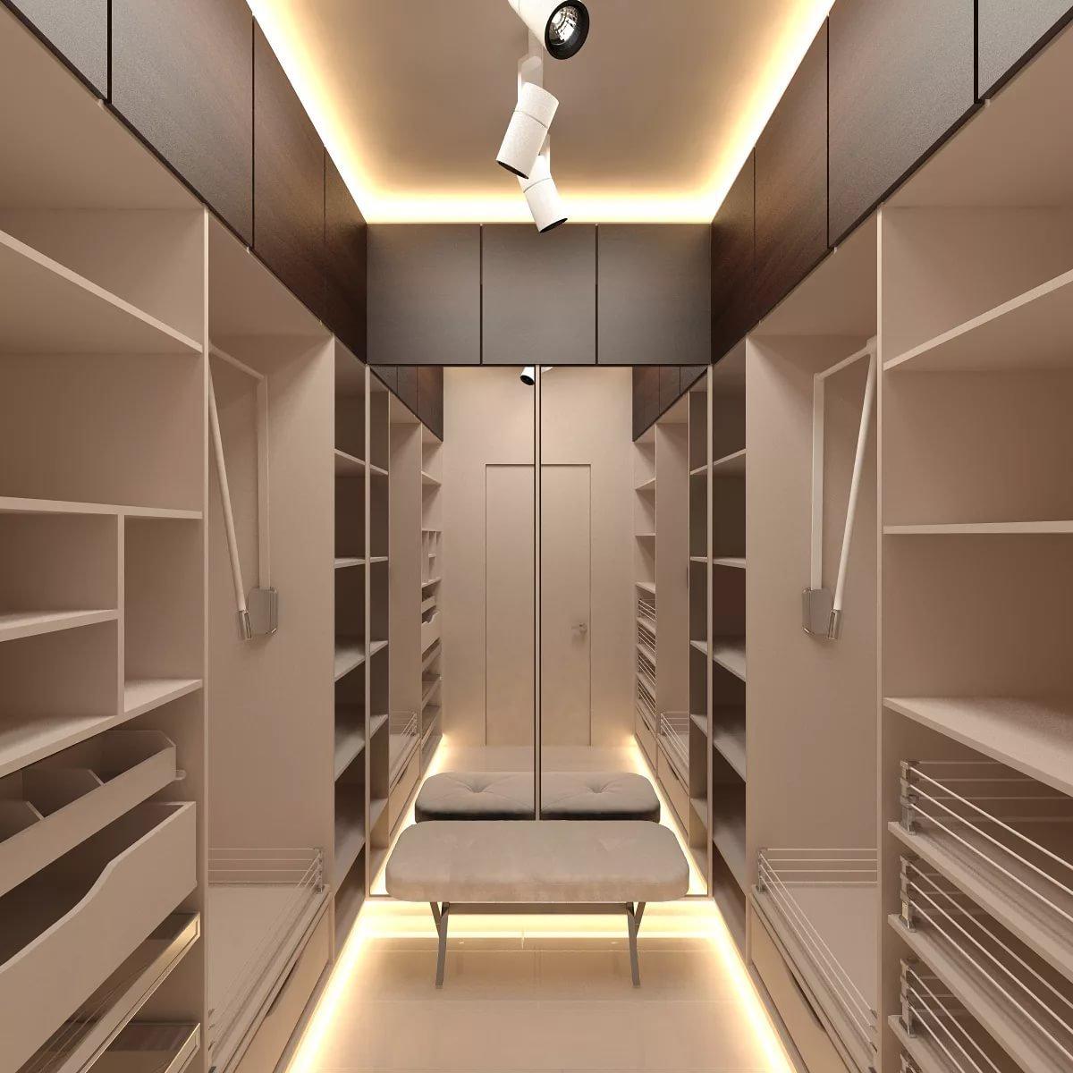 смешивается фото гардеробных комнат в квартире меньшей степени