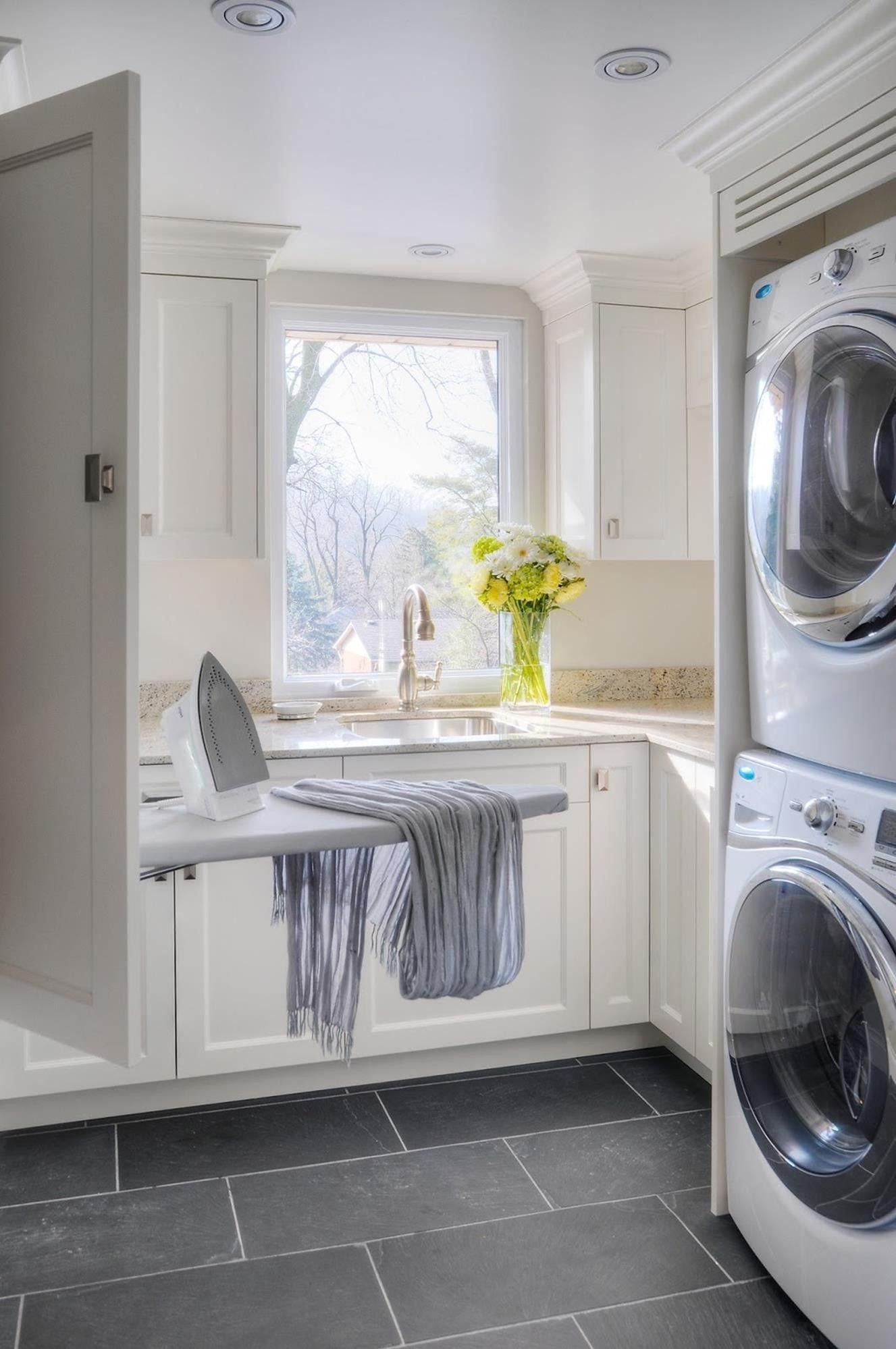 modern laundry room images - 642×982