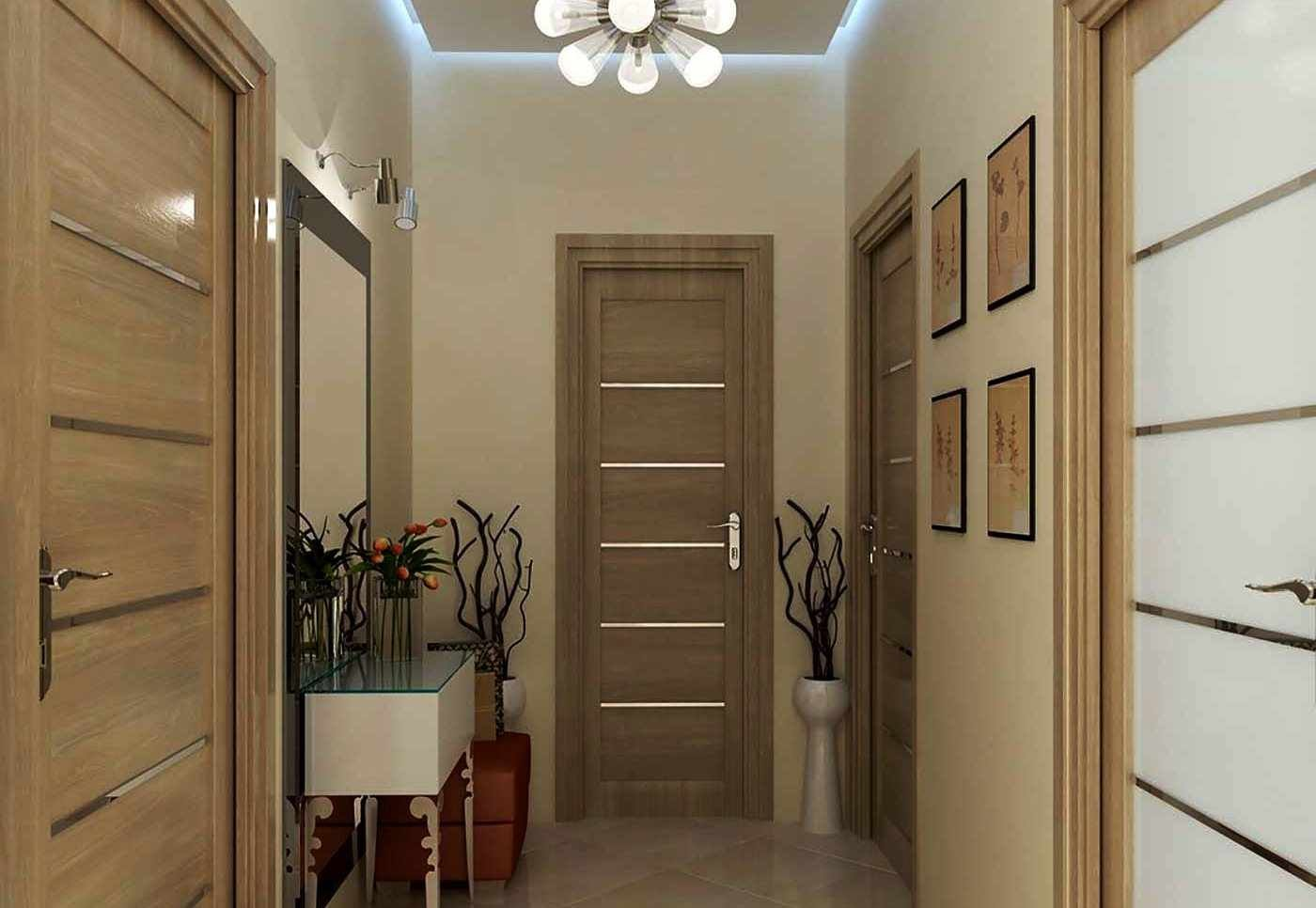 так фото коридора в квартире со светлым полом случается, что