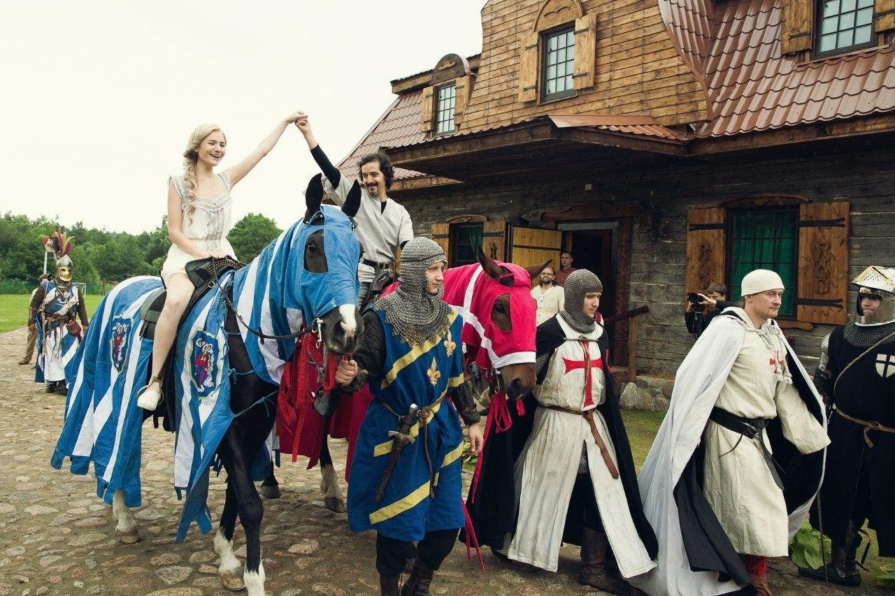 medieval wedding traditions - HD1280×853