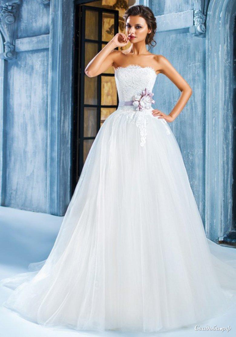 картинки свадебного платья не пышного цветения смотрела