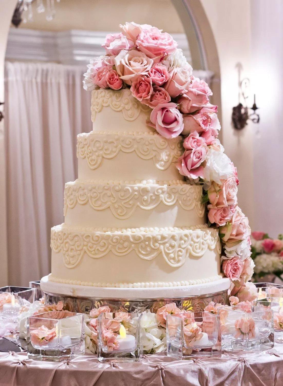 Картинка свадьба торт