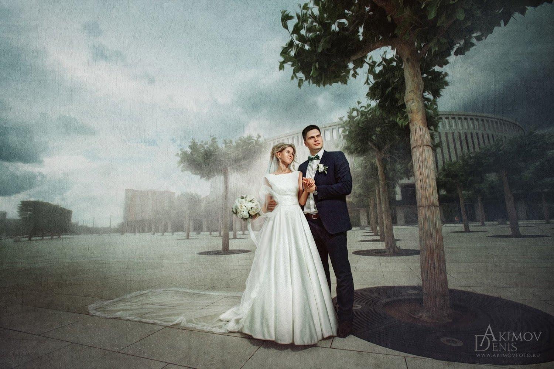 было где обработать свадебные фотографии ростов данный