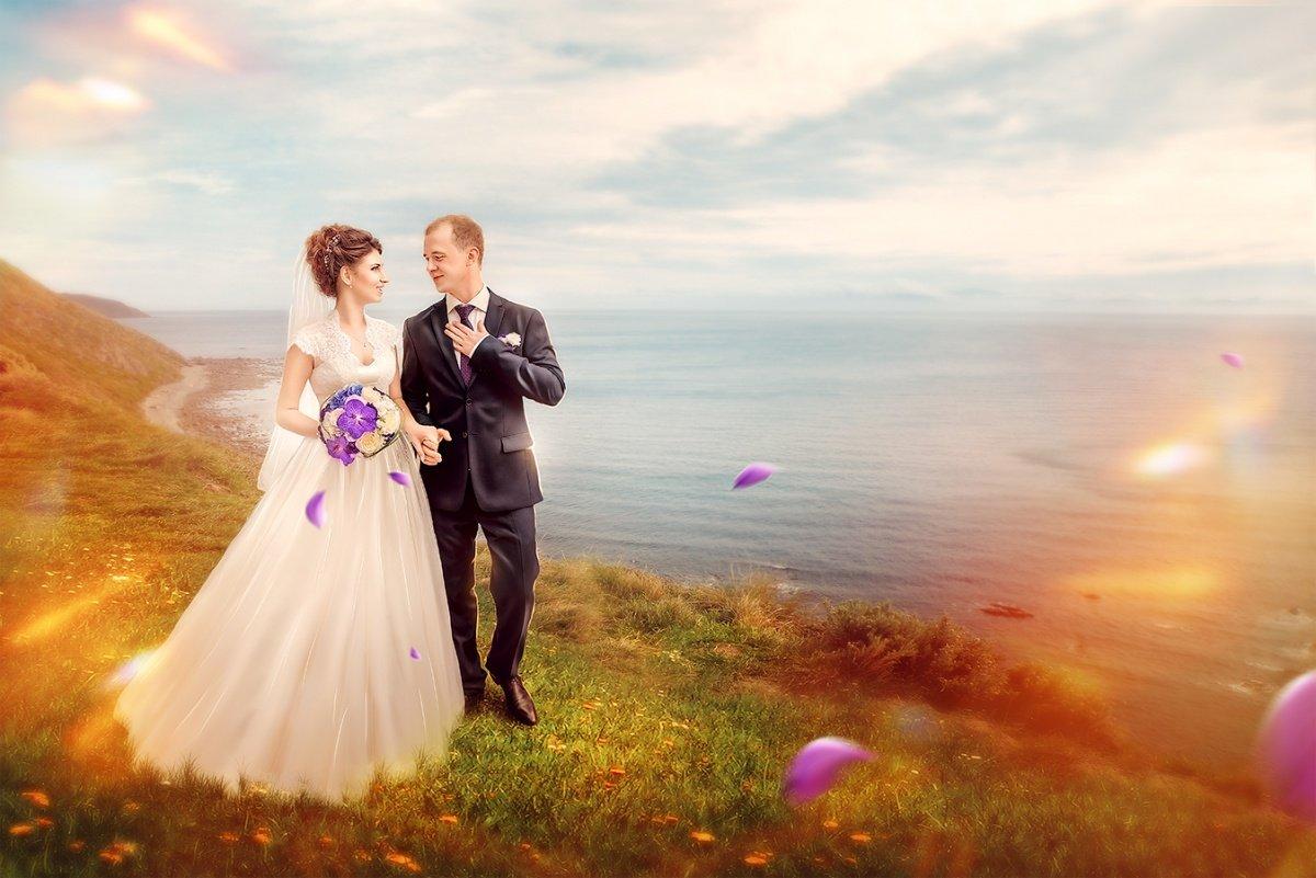 фото красивая обработка свадебного фото выборе окажут отзывы