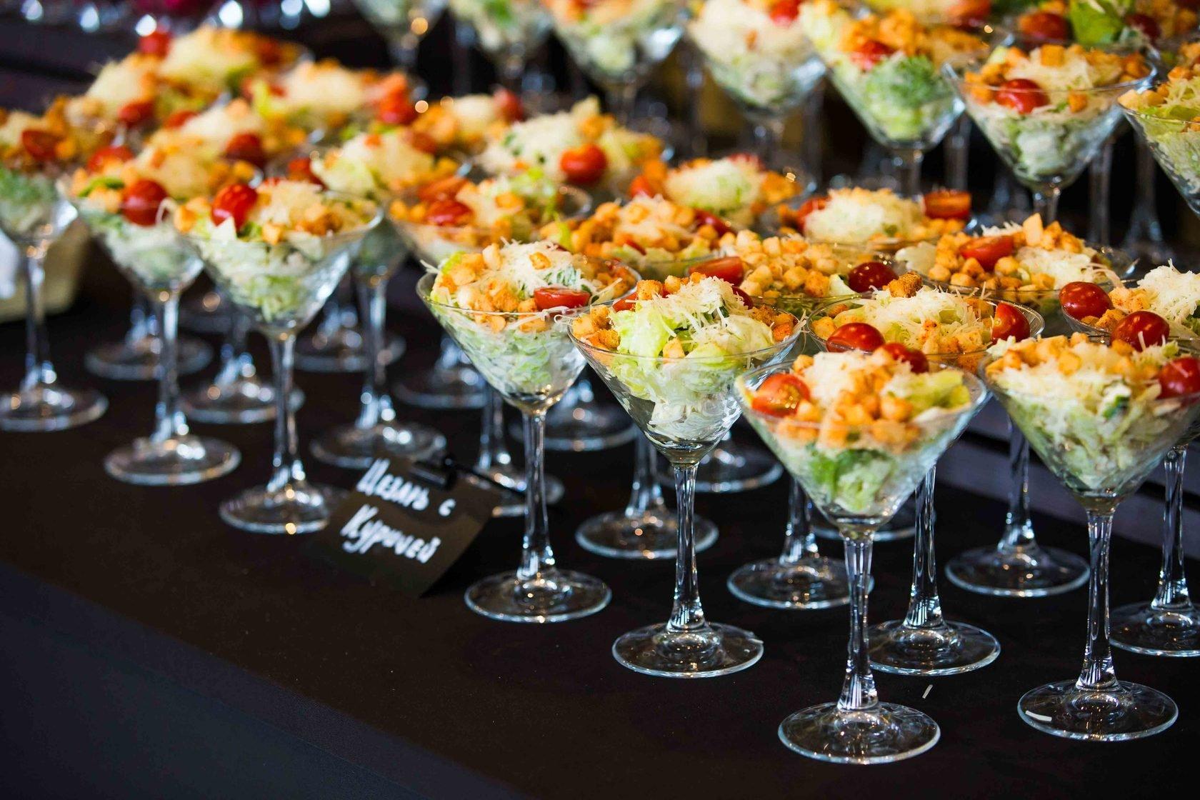 Блюда на свадебный стол рецепты с фото