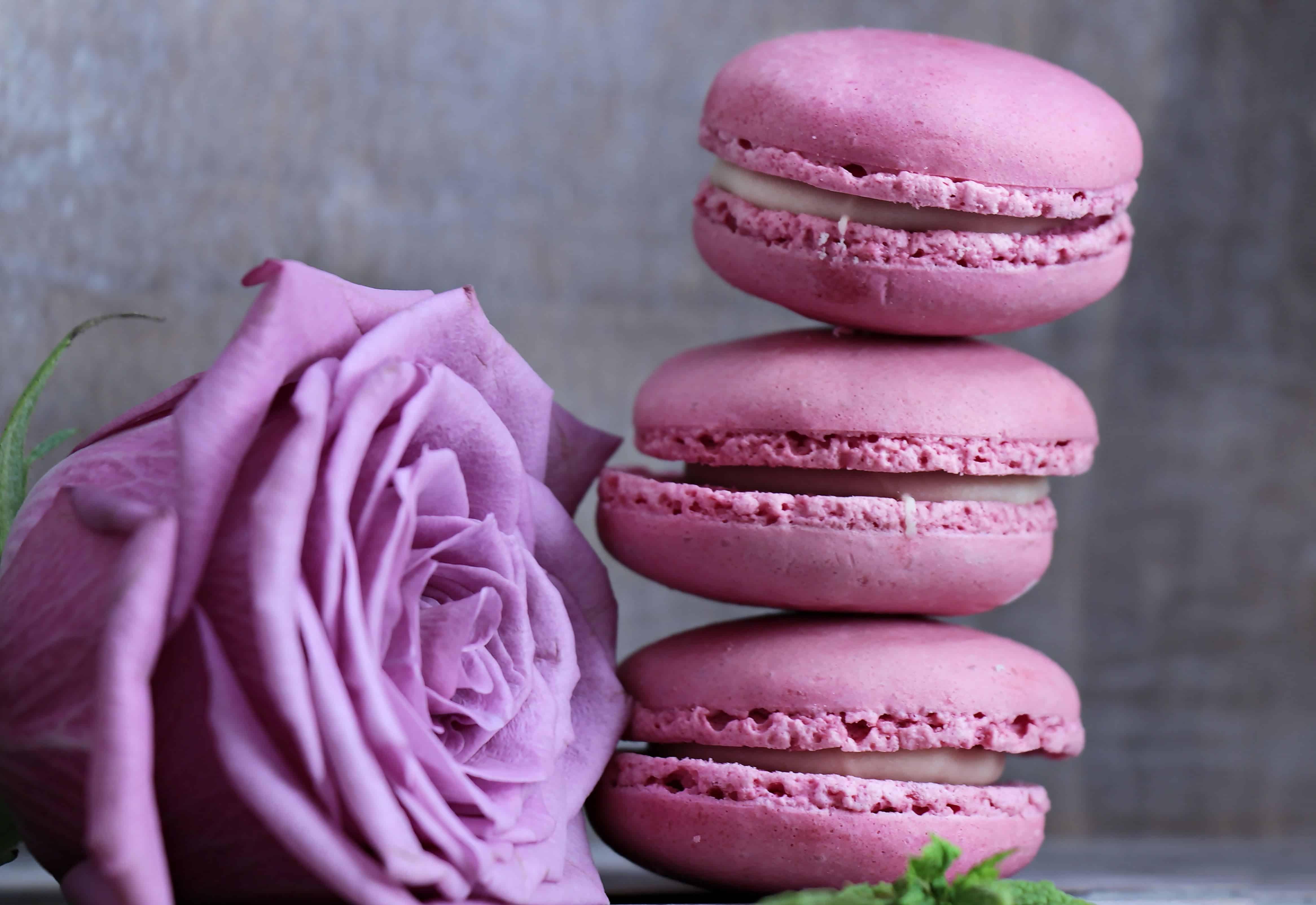 будете десерт в розовом цвете фото что