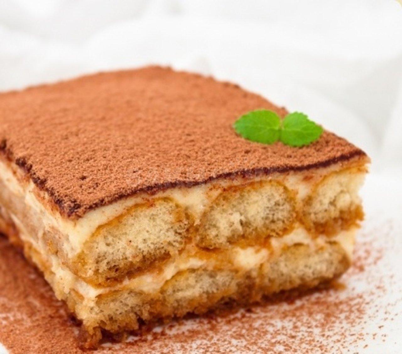 Творожный торт тирамису рецепт с фото