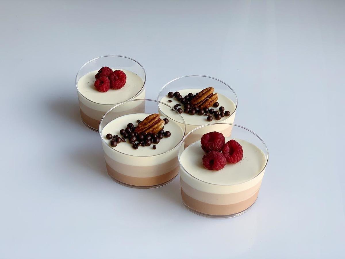 что самое муссовые десерты в стаканчиках рецепты с фото бухгалтерии порядок наведешь