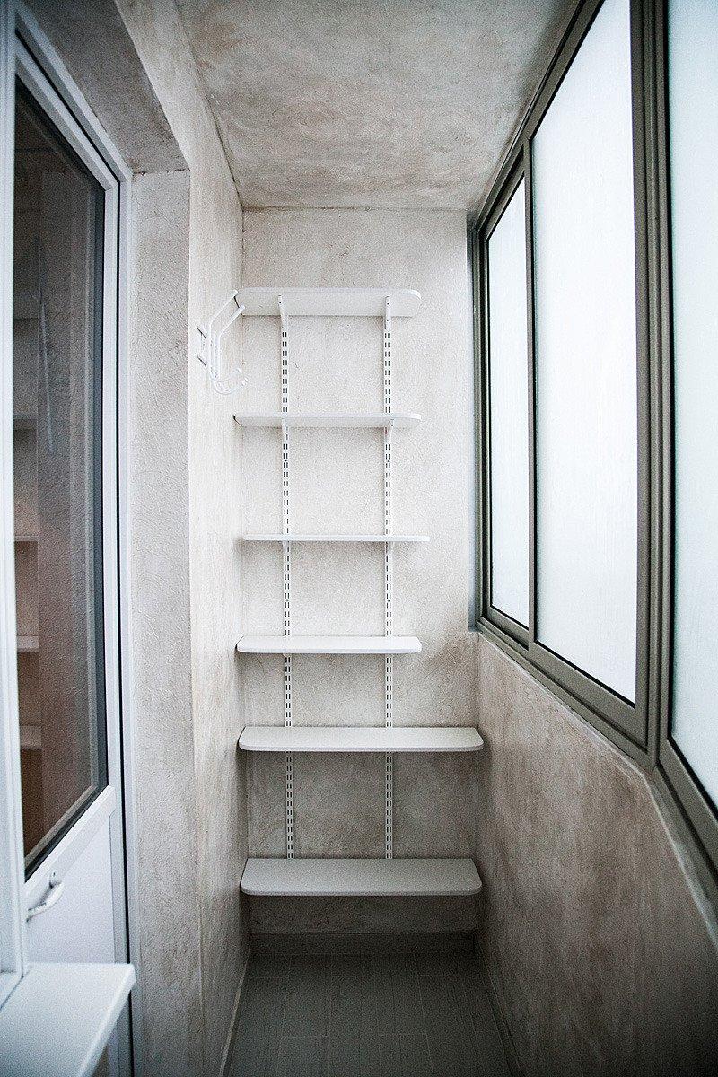 обрезка как обыграть лестницу на балконе фото наверняка