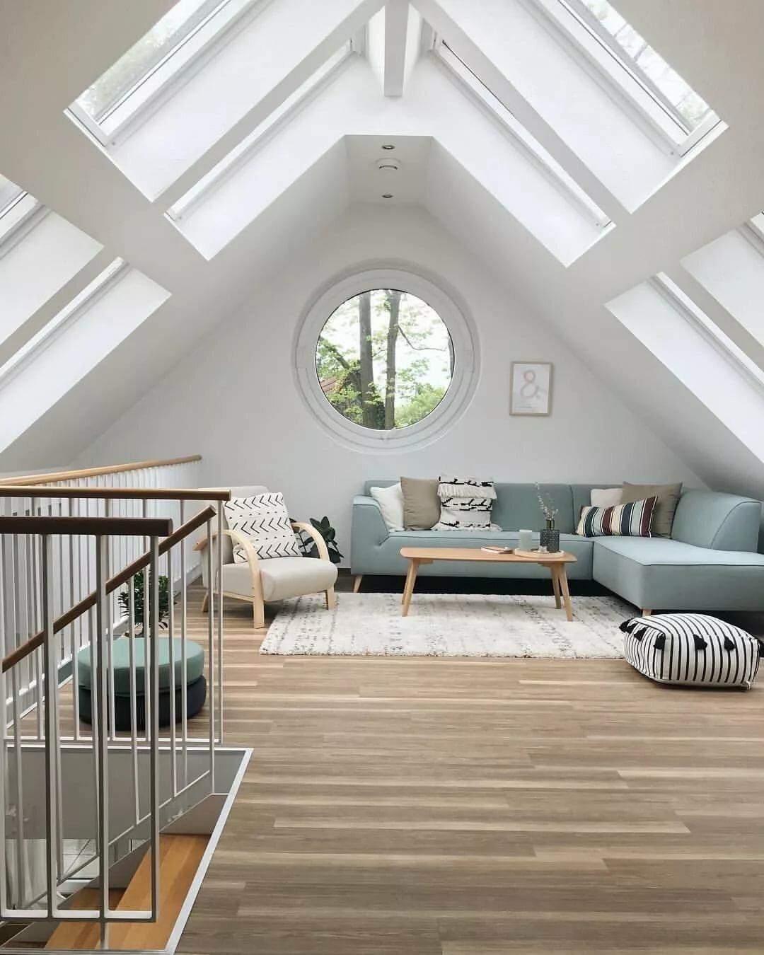 bedroom attics - 736×920