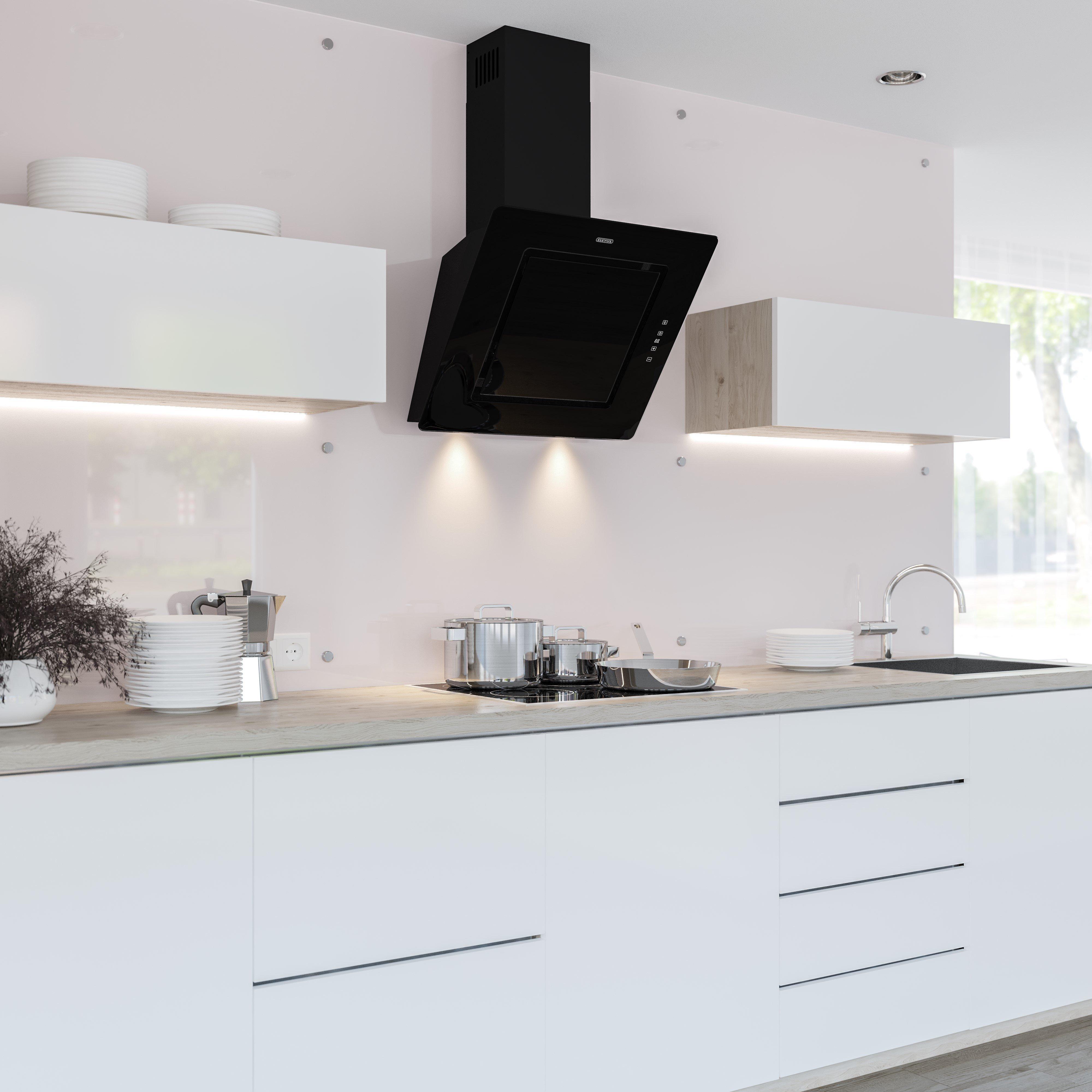 жители пожаловались дизайн кухни с наклонной вытяжкой фото роскошен, отделан