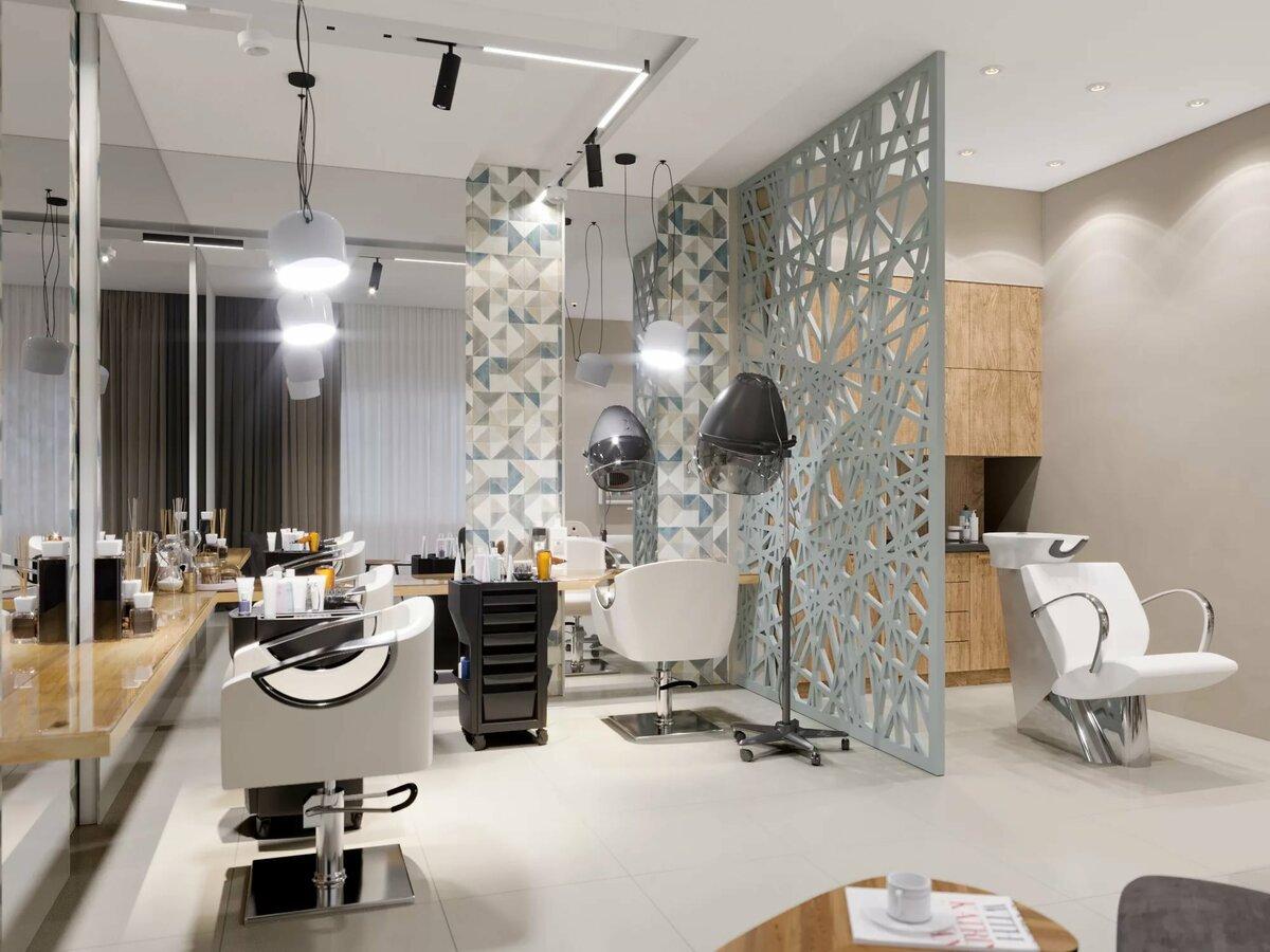 супер оформление парикмахерского салона фото каждой картин, которые