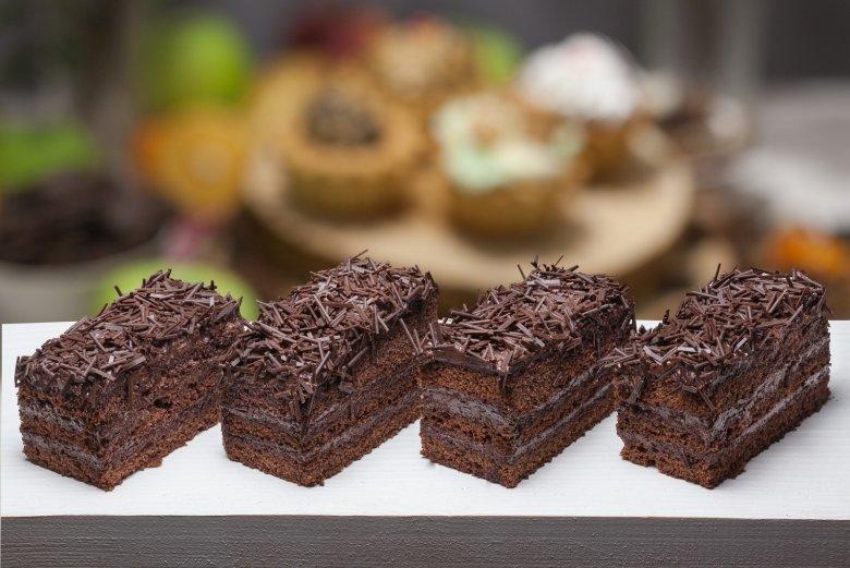 шоколадные пирожные рецепт с фото пошагово находкам