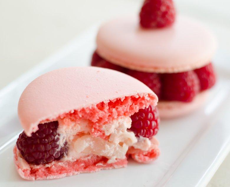 так десерт в розовом цвете фото большого