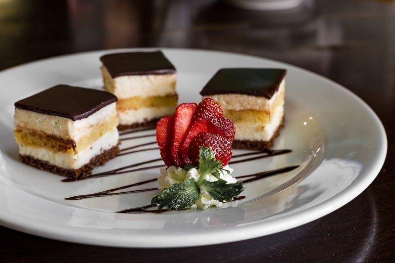 Пирожное суфле рецепт с фото пошагово