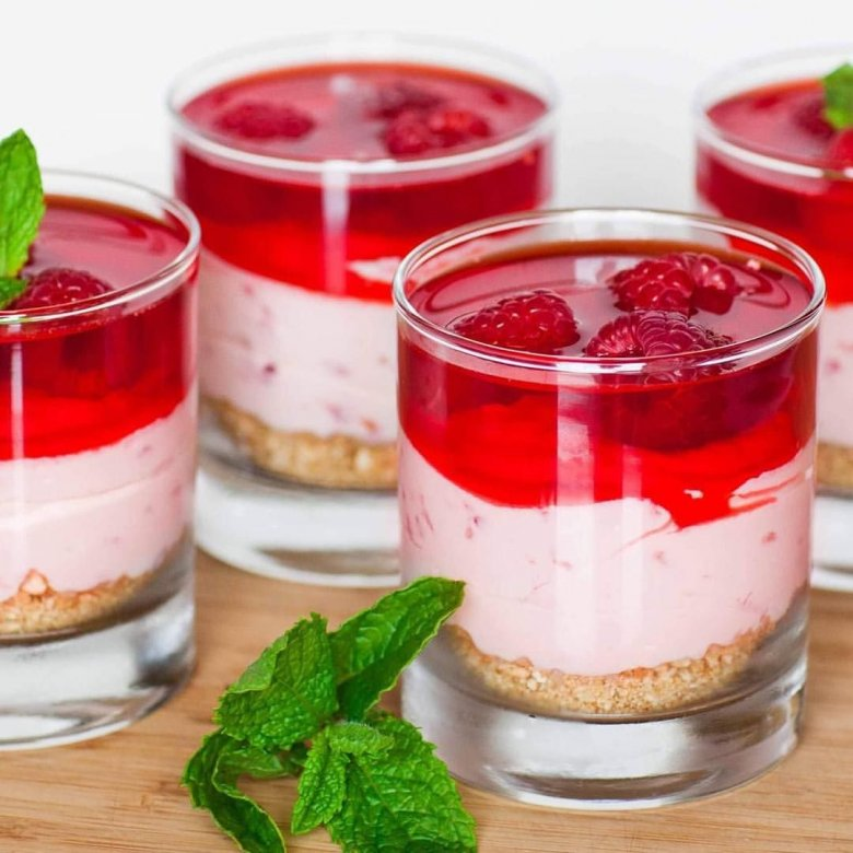 муссовые десерты в стаканчиках рецепты с фото честь день