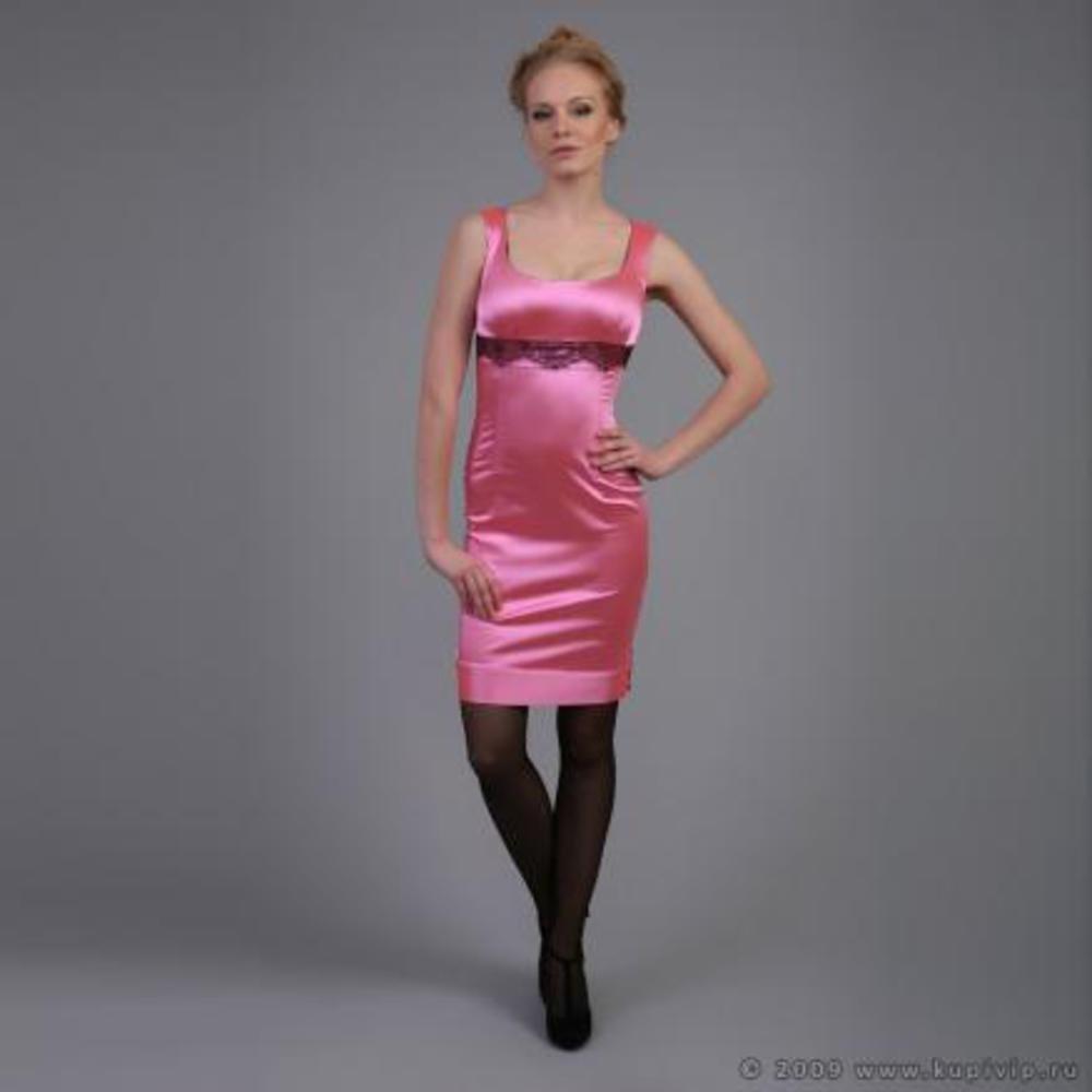 Цвет Колготок Под Розовое Платье