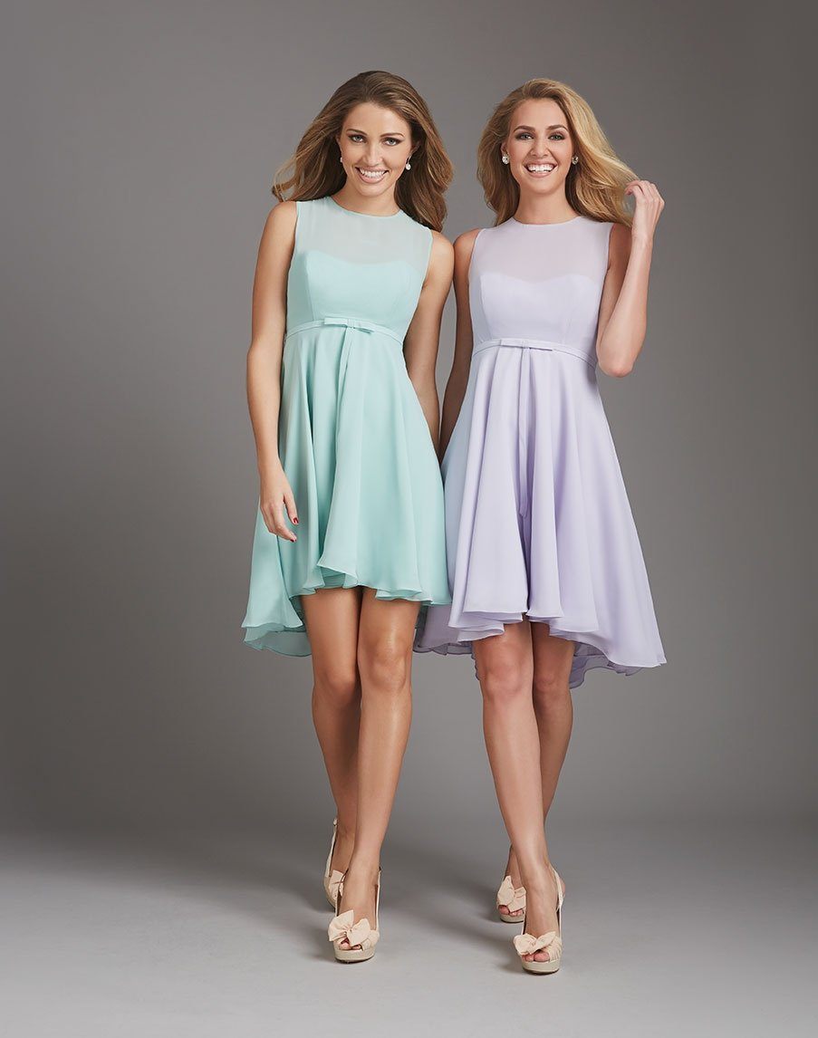 Коротком Платье Гостях