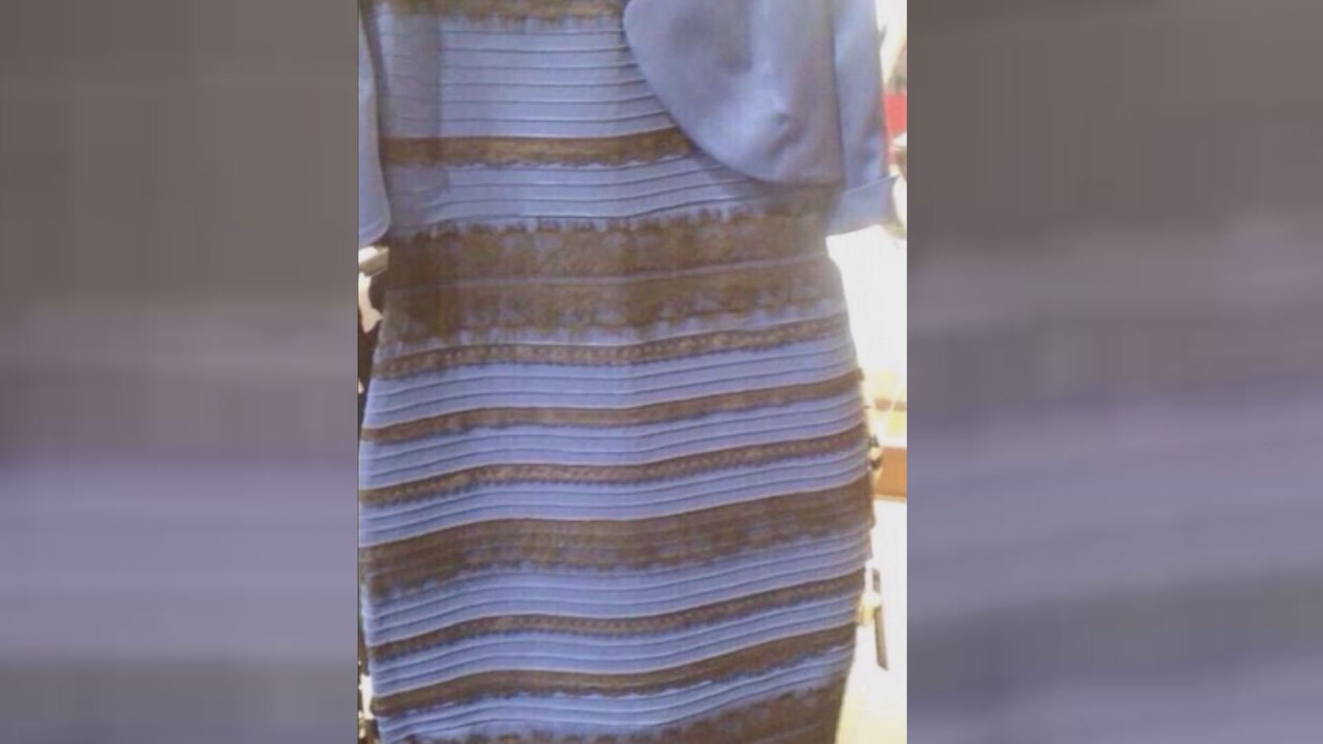 Какого Цвета Платье На Самом Деле Фото