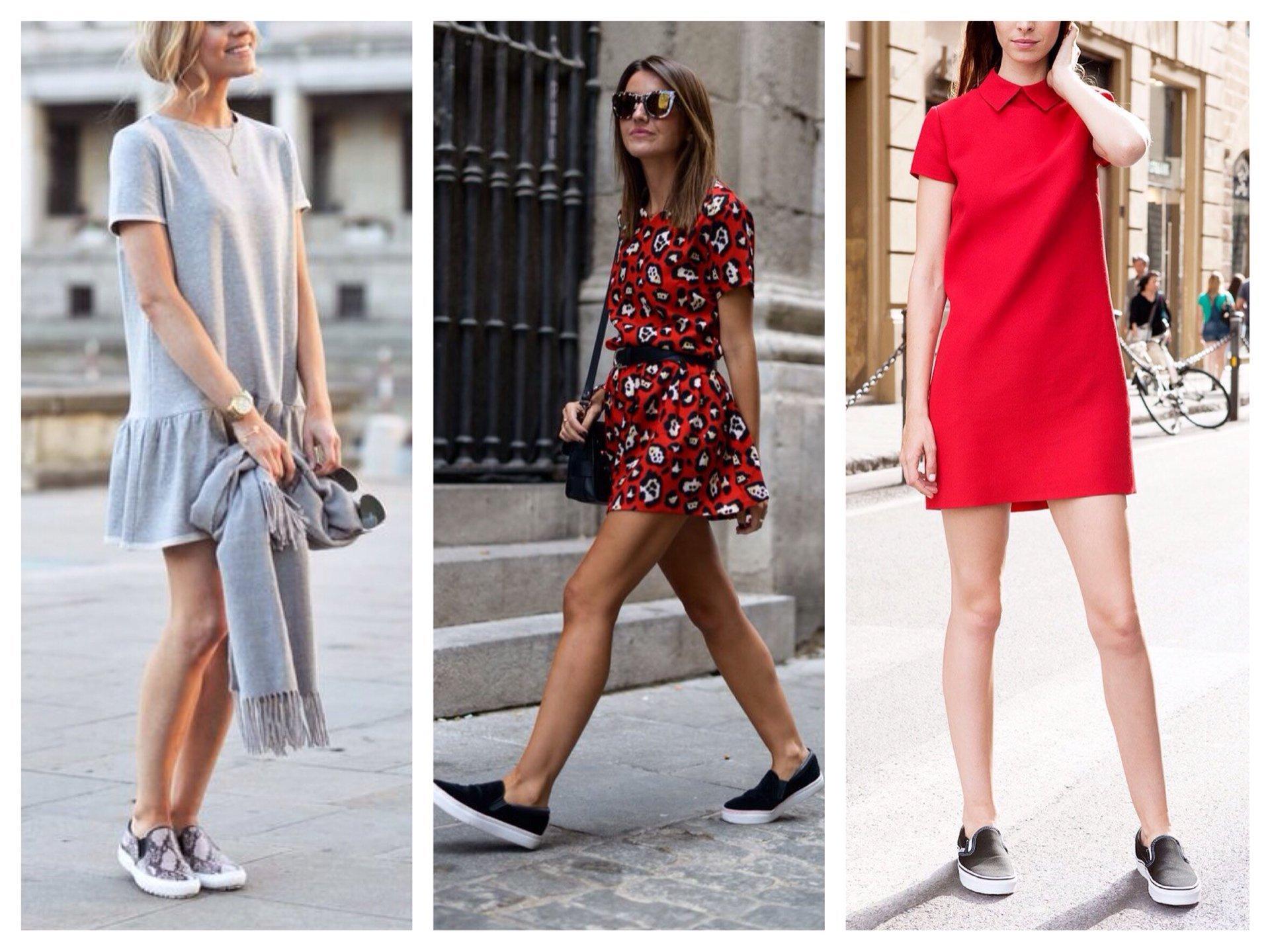 Какую Обувь Можно Одеть Под Платье