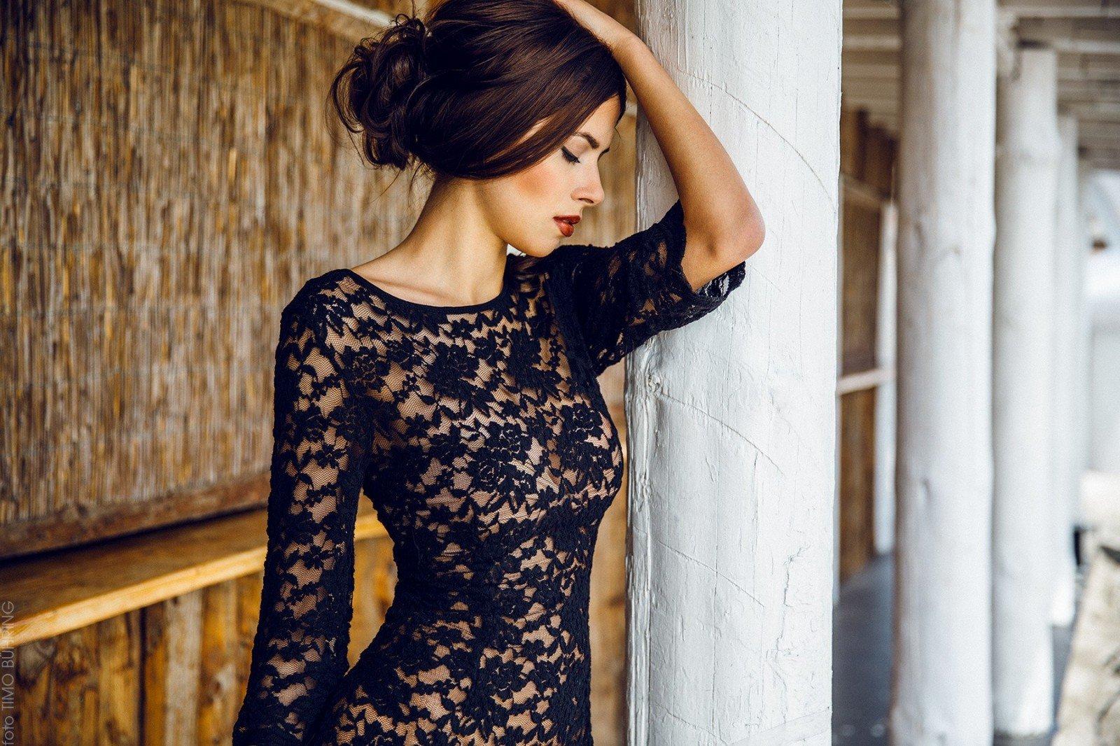 Фотосессия В Кружевном Платье