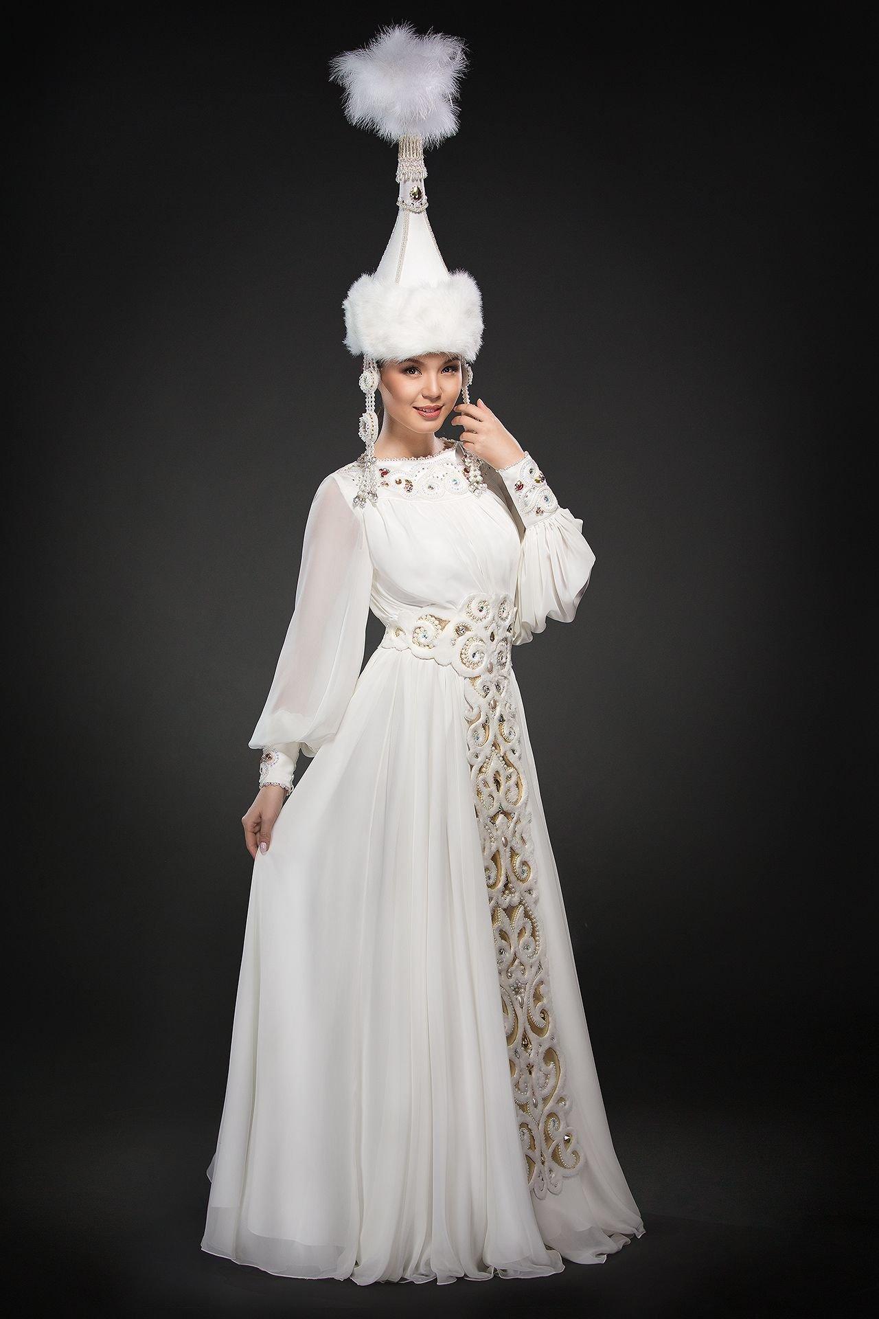 Казахское Платье Для Невесты