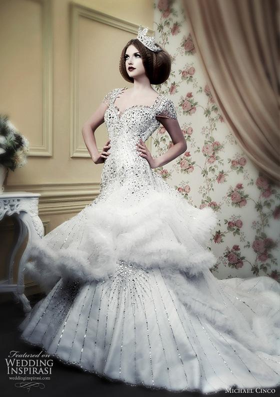 фото свадебных платьев 2013 - с фото и