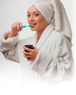 устранение запаха изо рта при тонзиллите
