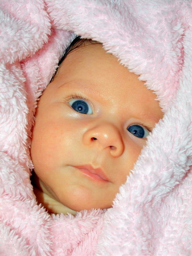 Красивые новорожденных