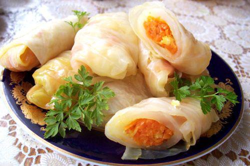Голубцы маринованные рецепт с фото