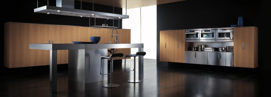 Мебель кухня с газовой колонкой 7